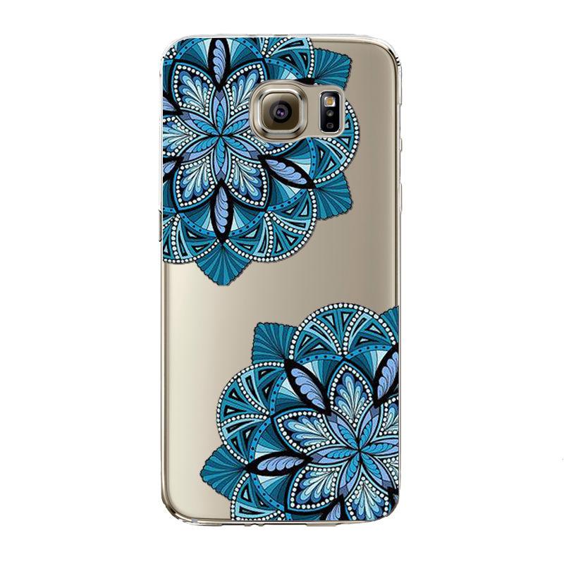 72cc26c7a4c Samsung Galaxy s6 ümbris (Blue Flowers) - Keiss.ee