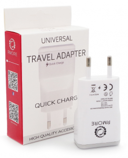 Rmore charger