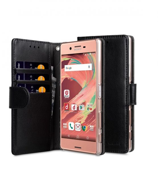melkco-mini-pu-cases-wallet-book-clear-type-for-sony-xperia-z5-compact-black-pu-1-1