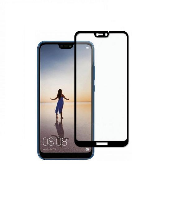 45ea826a4e3 Huawei P20 Lite kaitseklaas (3D Full Black) - Keiss.ee