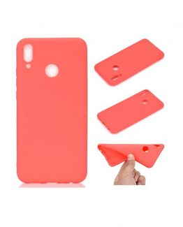 PST19-4004C-1__Candy-Soft-TPU-Back-Cover-for-Huawei-P-Smart-2019-Red